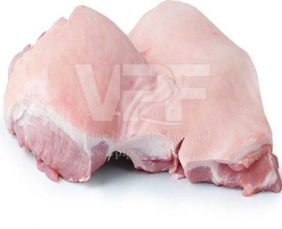 เนื้อหมูสะโพกติดหนัง